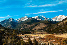 Ypsilon Mountain, Rocky Mountain National Park, United States
