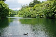 Kumoba Pond, Karuizawa-machi, Japan