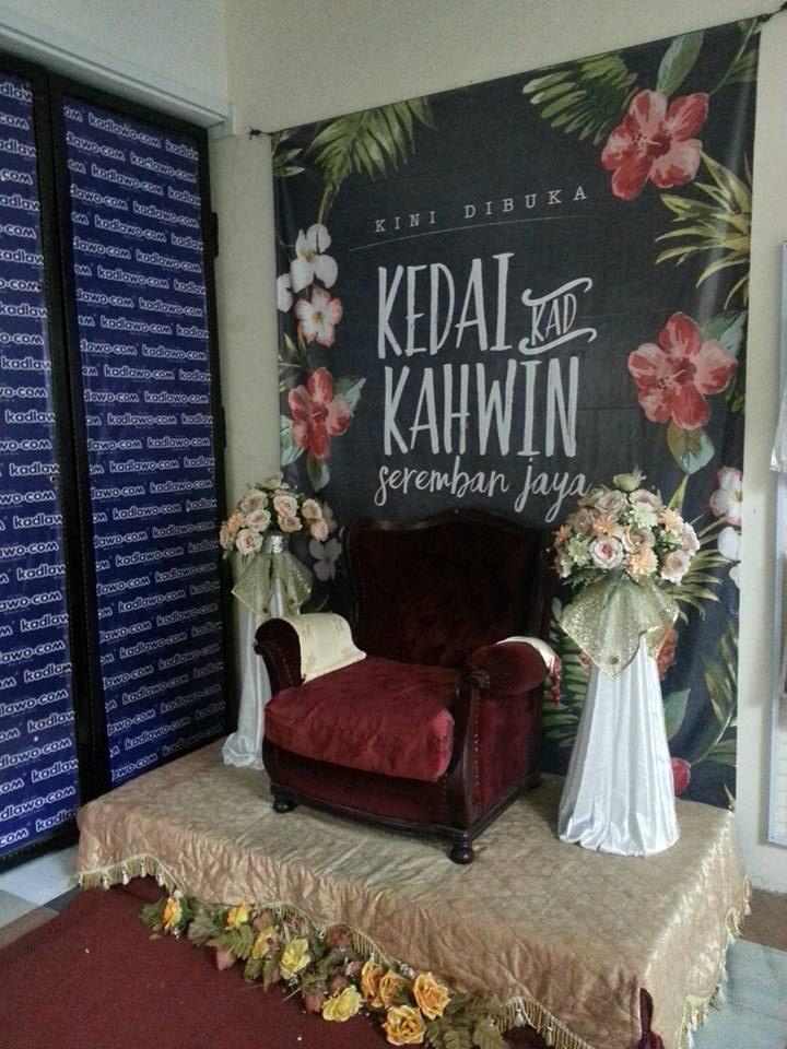 Tripify Kedai Kad Kahwin Seremban Jaya Empayar Nusantara Seremban