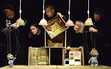 Саратовский театр кукол «Теремок», улица Мичурина на фото Саратова