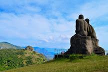 Kuravan and Kurathi Statue, Ramakkalmedu, India