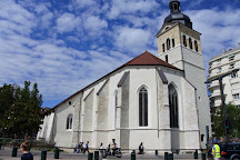 Eglise St. Maurice, Annecy, France