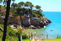 Cala Crancs, Salou, Spain