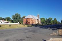 Town Hall Gardens, Beechworth, Australia