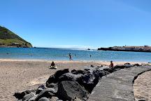 Praia do Porto Pim, Horta, Portugal