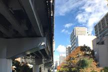 Kunosuke Bridge, Chuo, Japan