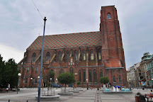 St. Mary Magdalene Church, Wroclaw, Poland