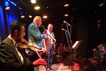 Half Note Jazz Club, Athens, Greece