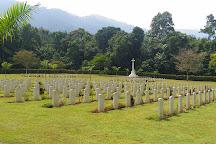 Taiping War Cemetery, Taiping, Malaysia