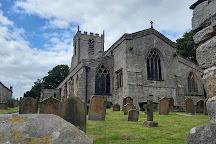 St Mary & St Alkelda Church Middleham, Middleham, United Kingdom