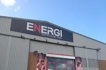 Energi Trampoline Park, Carlisle, United Kingdom