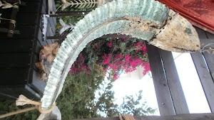 Santorini Art Glass Margaret & Alexia