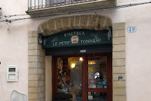 Enoteca le Petit Tonneau, Cefalu, Italy