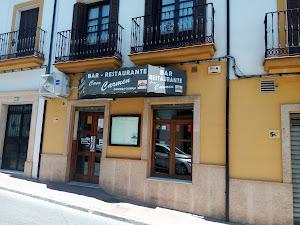 bar taperia casa carmen