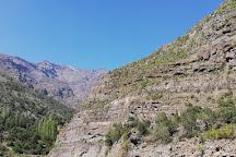 Tunel El Tinoco, San Jose de Maipo, Chile