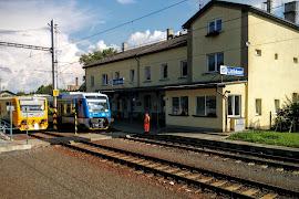 Железнодорожная станция  Lichkov