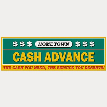 Hometown Cash Advance Payday Loans Picture