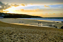 Porthmeor Beach, St Ives, United Kingdom