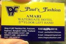 Paul's Fashion Tailor, Bangkok, Thailand