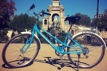 Free Bike Tour Barcelona, Barcelona, Spain