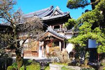 Enseiji Temple, Asakura, Japan