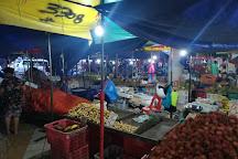Sibu Night Market, Sibu, Malaysia