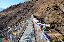 Punakha Suspension Bridge, Punakha, Bhutan