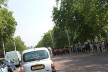 The Diana Princess Of Wales Memorial Walk, London, United Kingdom