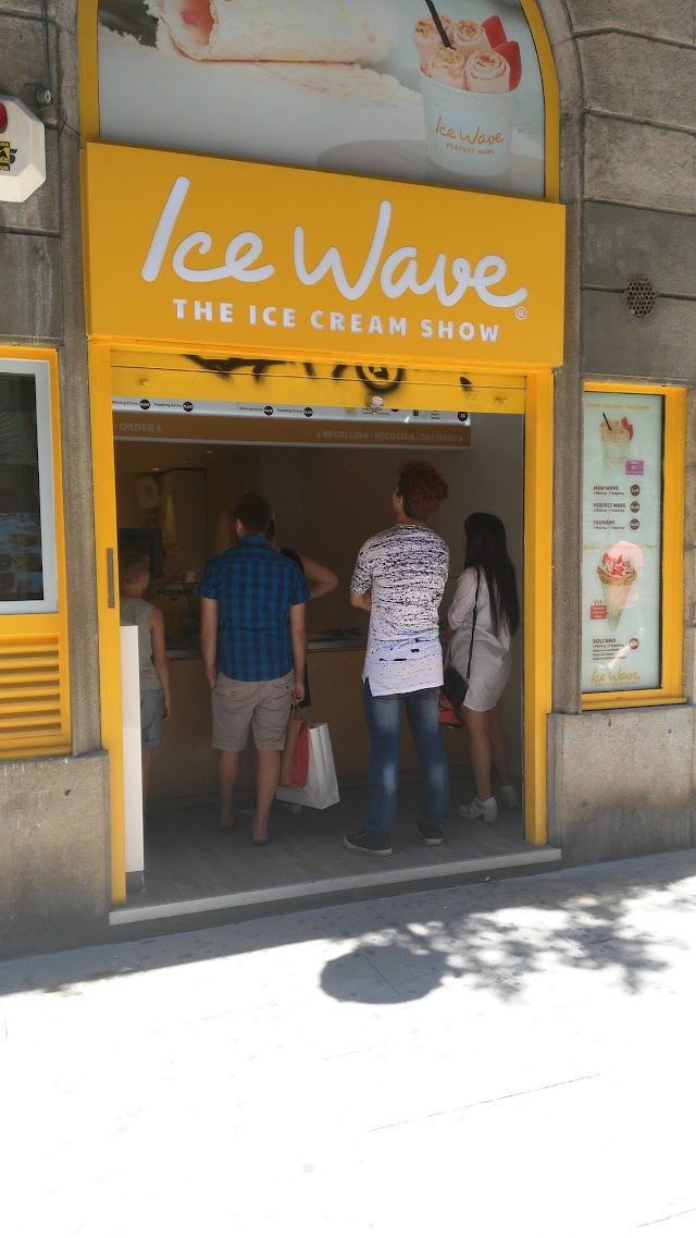 Ice Wave - Excellent home made ice cream producer