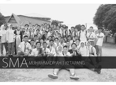 SMA Muhammadiyah 1 Ketapang