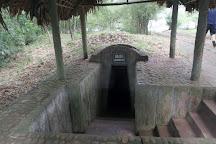 Vinh Moc Tunnel, Dong Ha, Vietnam