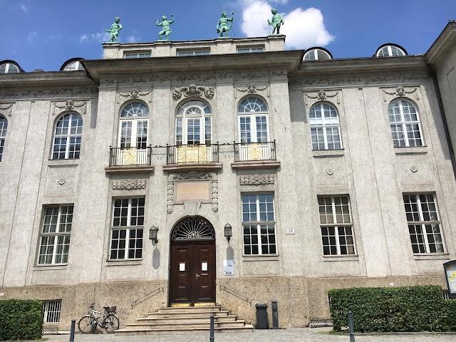 Mozarteum Schwarzstraße