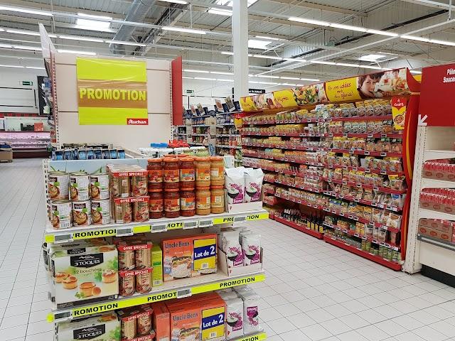 Auchan Chatillon sur seine