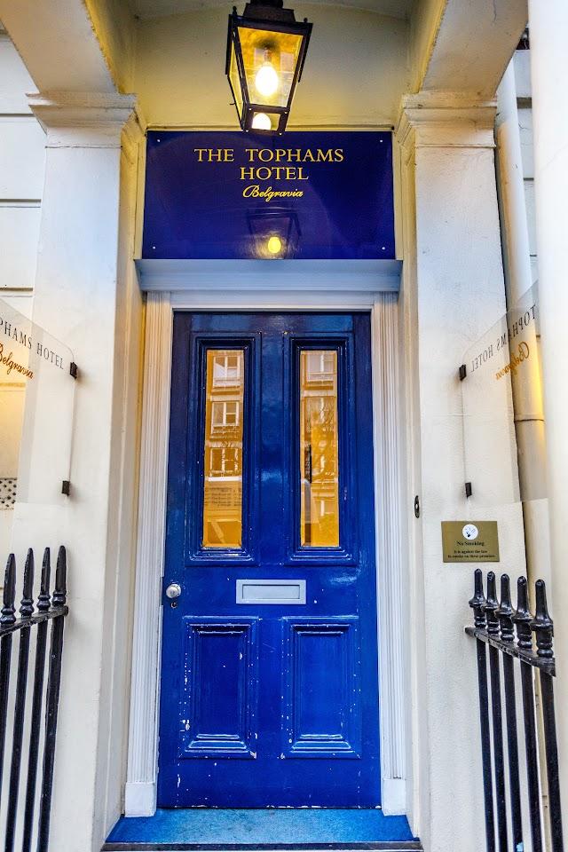 The Tophams Hotel Belgravia