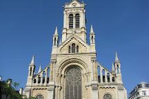 Eglise Saint Gilles, Saint-Gilles, Belgium