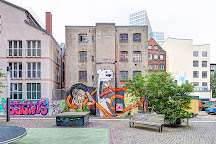 Hamburger Gangeviertel, Hamburg, Germany