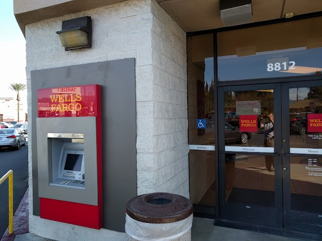 ATM (Wells Fargo Bank)