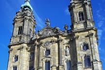 The Basilica of the Vierzehnheiligen, Staffelstein, Germany