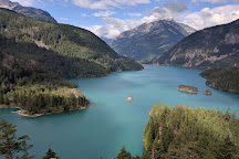 Diablo Lake Vista Point, North Cascades National Park, United States