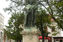Statue of Pope Innocent XI, Budapest, Hungary