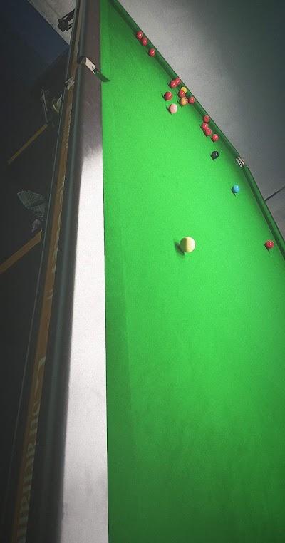 Shamal Snooker Club سنوکر کلپ شمال