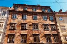 Gemaltes Haus, Graz, Austria
