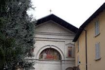 Oratorio di Sant'Ambrogio ad Nemus, Milan, Italy