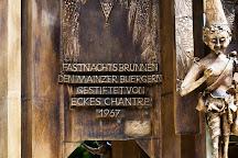 Fastnachtsbrunnen, Mainz, Germany
