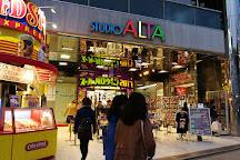 Studio Alta, Shinjuku, Japan