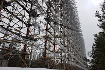 Duga Radar Russian Woodpecker, Chernobyl, Ukraine