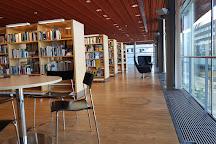 Kulturens Hus, Lulea, Sweden