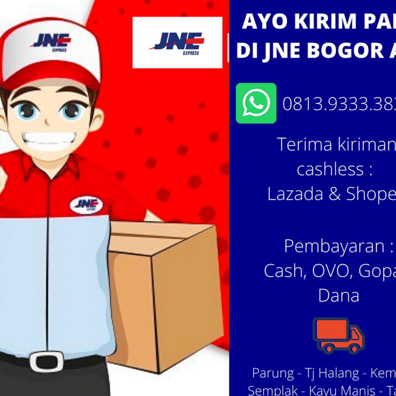 Agen Jne Buka Sampai Malam Kantor Perusahaan Jasa Kiriman Paket Dan Dokumen Di Bogor