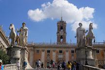 Cordonata, Rome, Italy