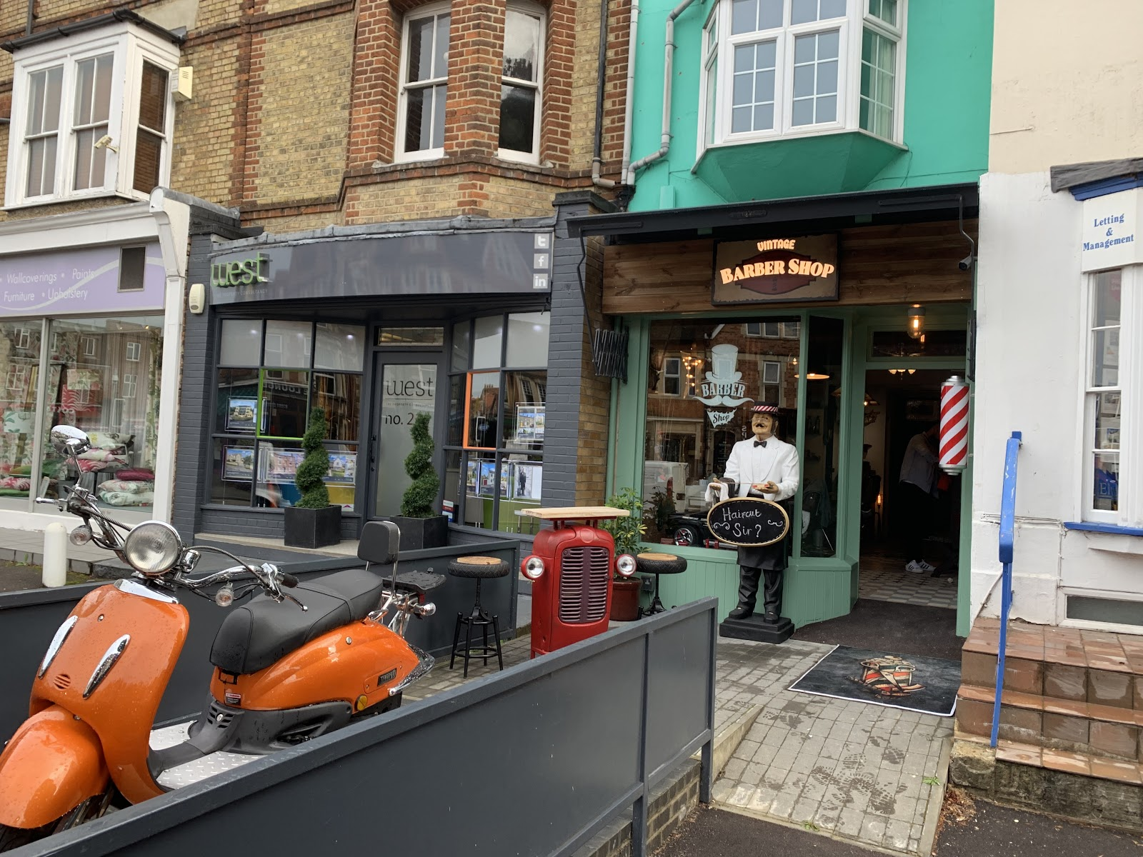 Summertown Vintage Barber
